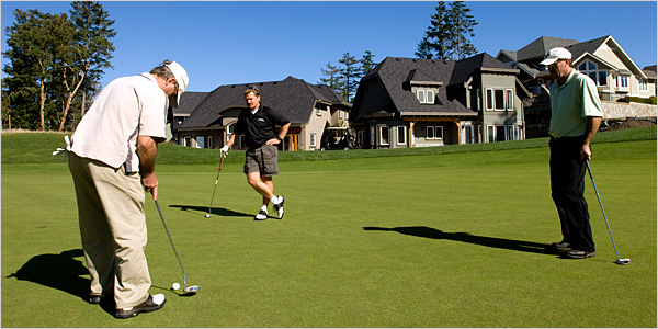 golf course business services