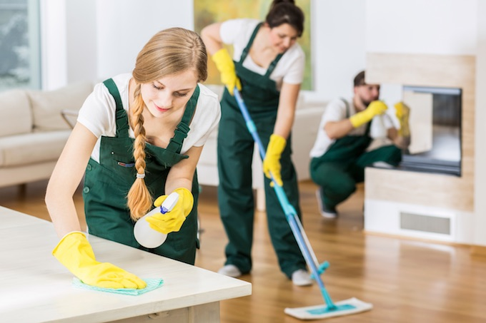 hiring a maid from a best maid agency