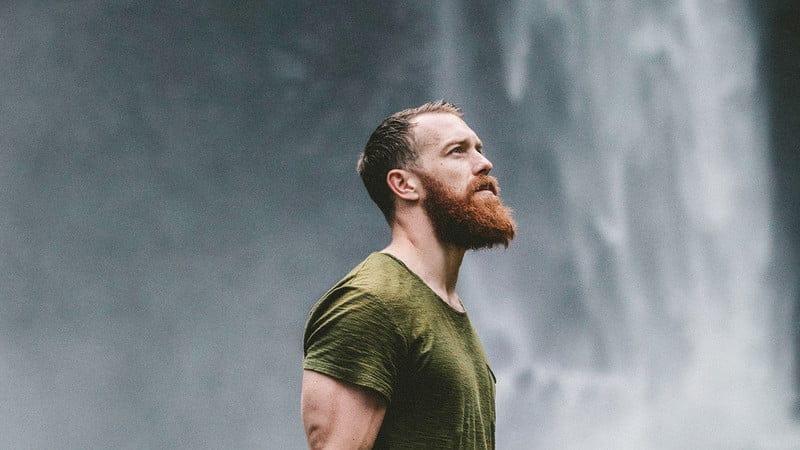 manhood of beard growth