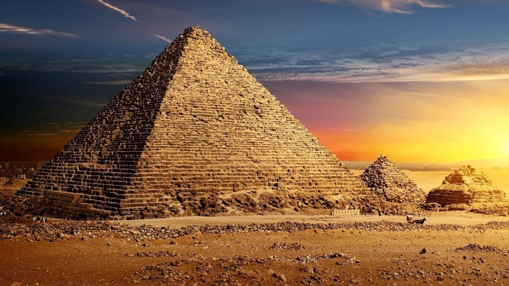 the truth about the pyramids