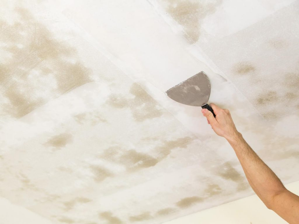 remove popcorn ceilings san ramon ca