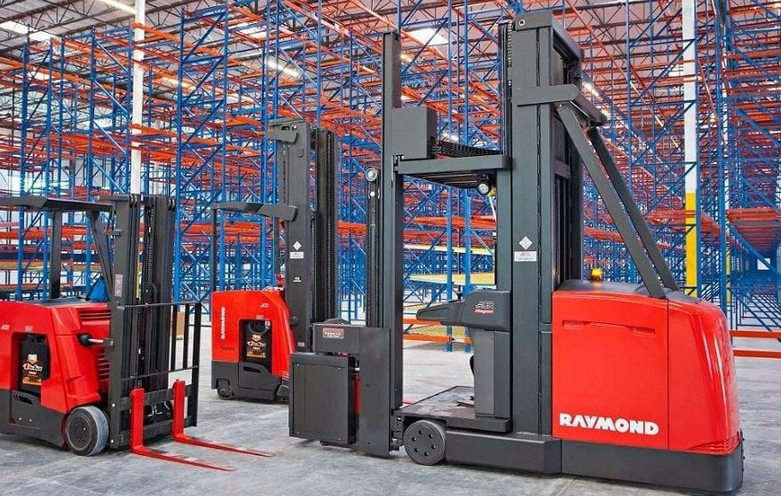 warehouse product handling equipment atlanta ga